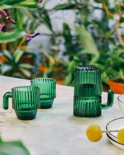 Set de tasses à café Saguaro   DOIY - 35 €